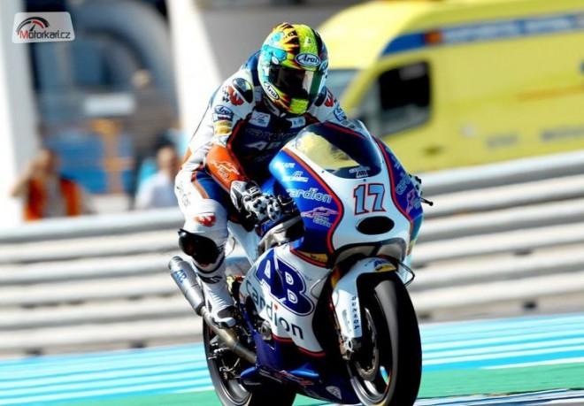 Grand Prix Valencie – pátek