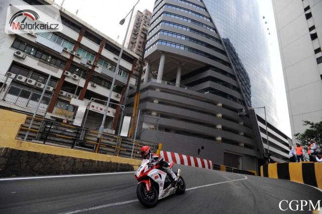Indi pojede Macau GP na yamaze britsk�ho t�mu