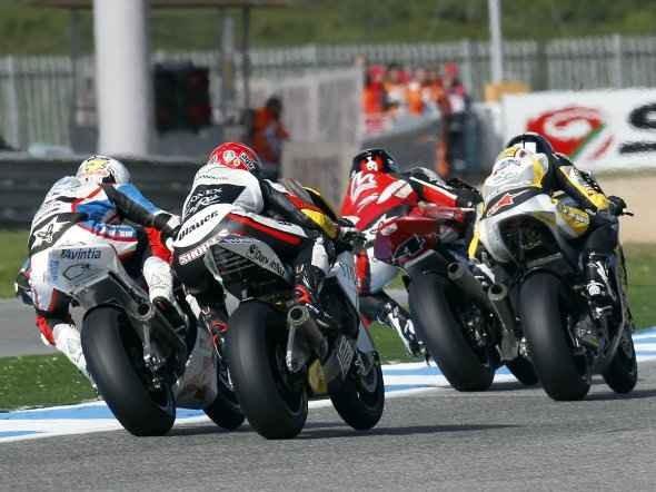Tak by mohl vypadat startovní rošt Moto2 v roce 2011!