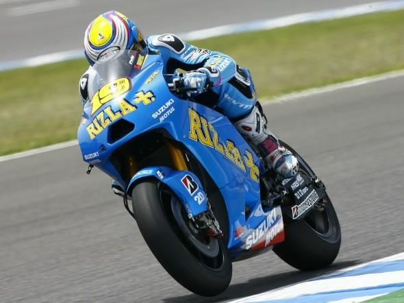 Suzuki v MotoGP jen s Bautistou