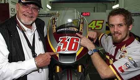 VDS Racing potvrdil Miku Kallia