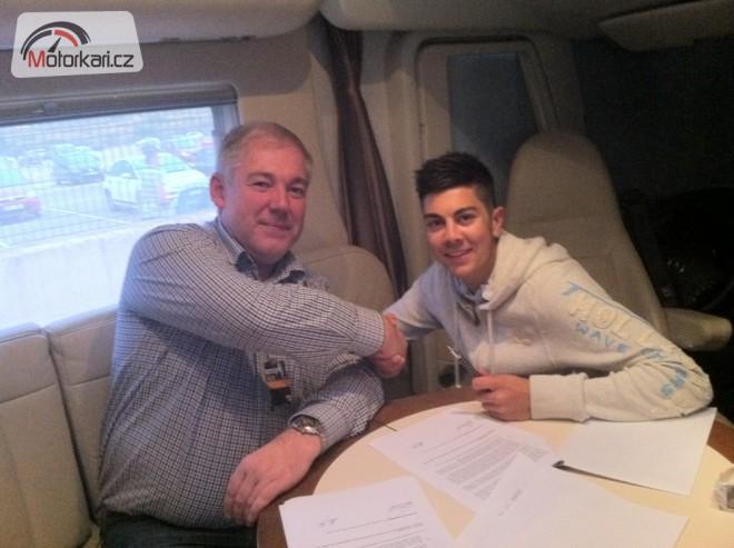 Rea podepsal Intermotu