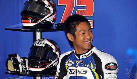 Moto2 Gresini: Takahashi a Pirro