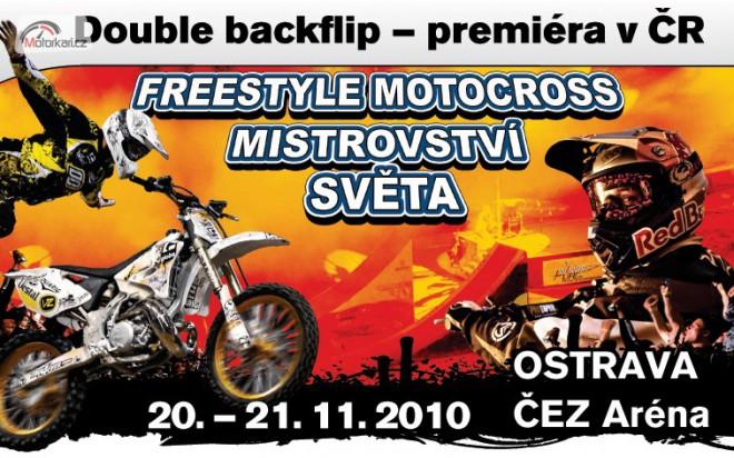 FIM Mistrovstv� sv�ta FMX �NIGHT of the JUMPs�