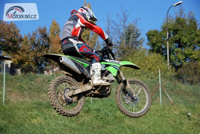 Motokrosové Kawasaki pro rok 2011 na živo
