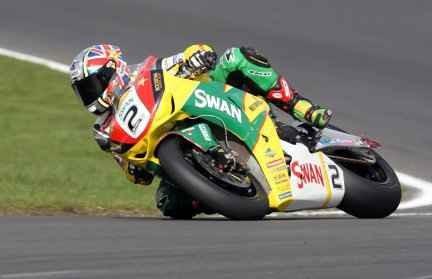 James Ellison za PTR Parkalgar Honda