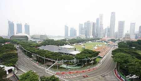 Singapur a Abu Dhabi mají šanci