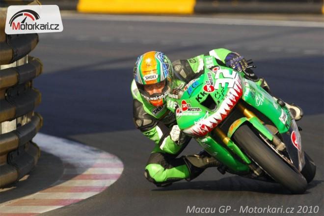 Macau Grand Prix už v sobotu