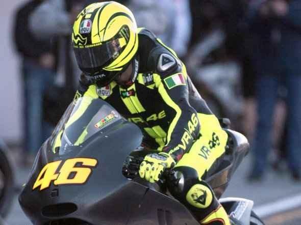 Rossi chce v Sepangu testovat