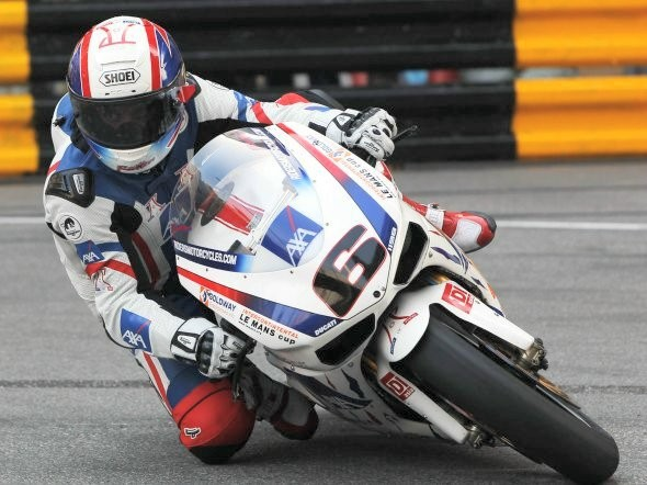 Grand Prix Macau - kvalifikace