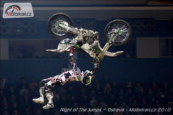 Night of The Jumps – Ostrava