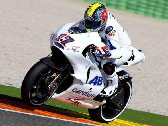 Abraham bude testovat v Jerezu