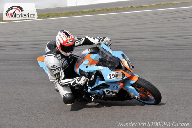 Wunderlich S1000RR Curare