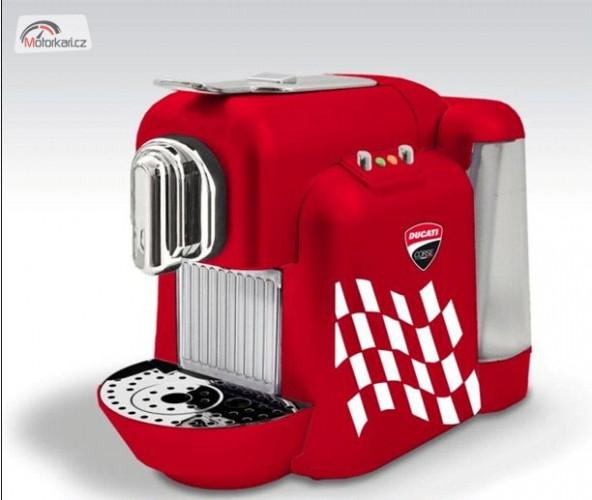 Kávovar Ducati Maki: z Bolonì do kuchynì