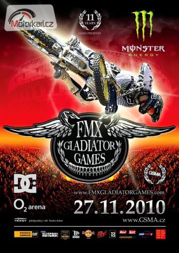 Pozv�nka na FMX Gladiator Games