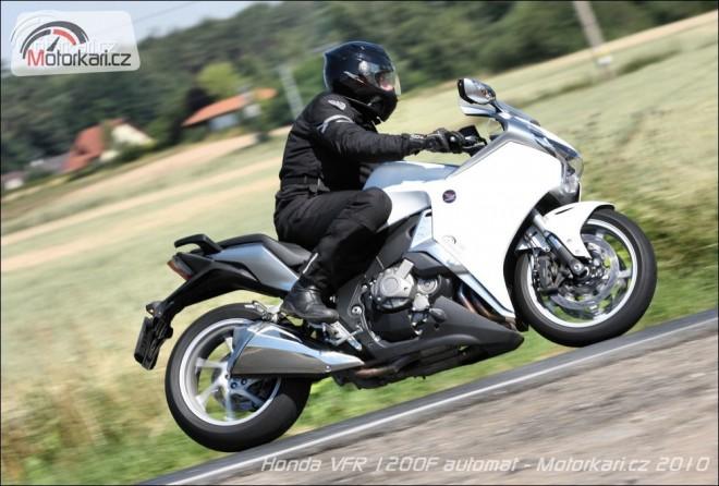 Honda VFR1200F DualClutch
