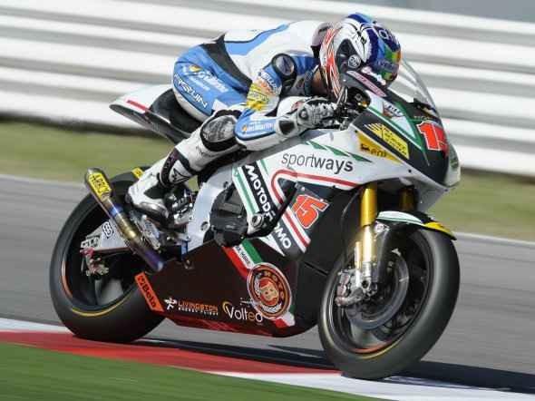 Tým JiR Moto2 potvrdil De Angelise