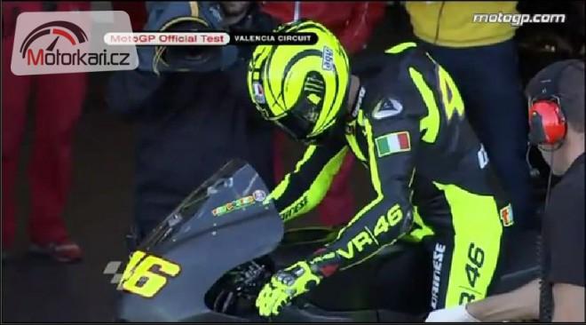 Rossi na Ducati