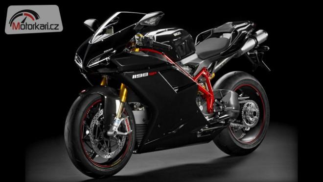 Ducati Superbike 2012 - vyšší výkon, nižší hmotnost