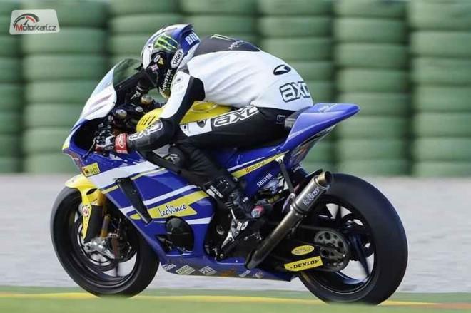 Smith: Motocykl úplnì do šrotu