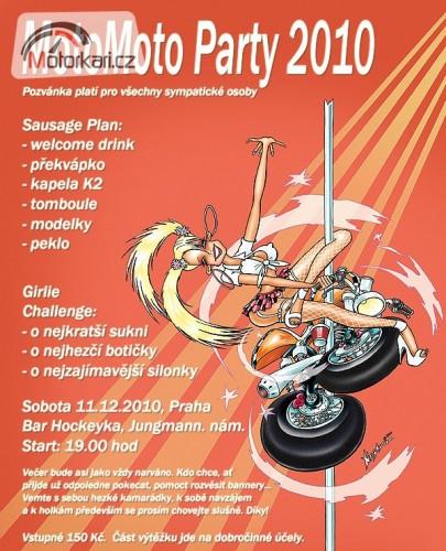 MotoMoto párty