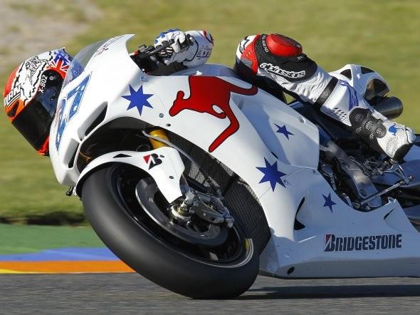 Stoner o testech MotoGP a o Hondì