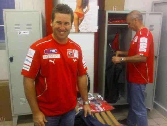 Na GP11 pro Rossiho se pracuje