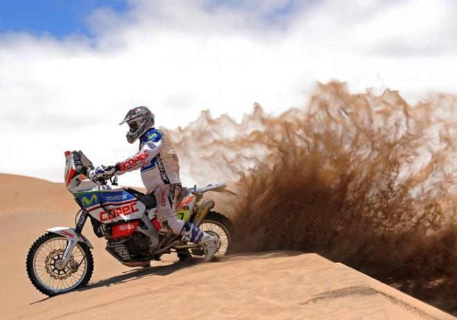 ��lenstv� jm�nem Rallye Dakar se bl��
