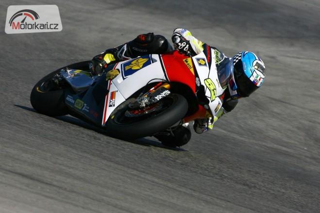 Lukáš Pešek za katarský tým Moto2 nepojede