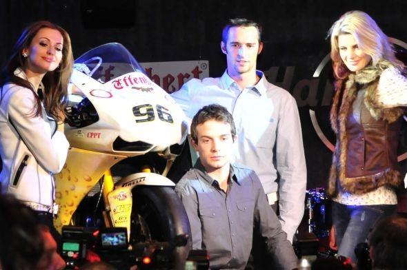 Pøedstavení týmu Liberty Racing