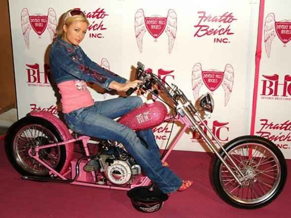 Paris Hilton sponzorem týmu Grand Prix