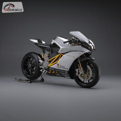 Mission R - superbike na elektøinu
