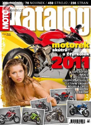 Motohouse katalog 2011