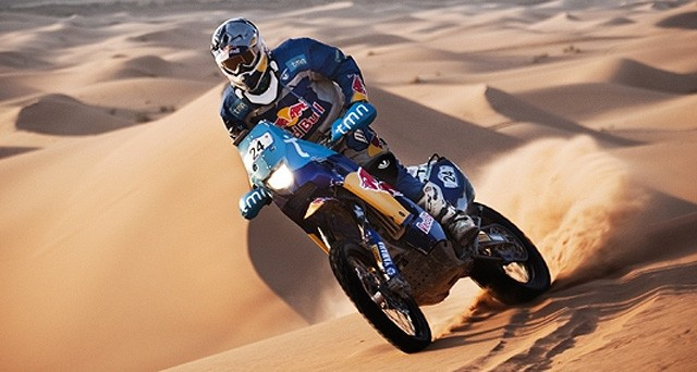 Pøed Dakarem: Yamaha, BMW a další týmy