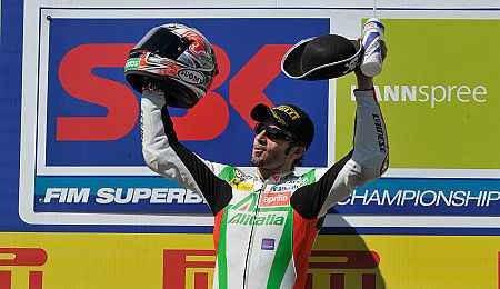 Ohlédnutí za superbikovou sezónou 2010