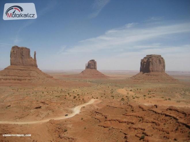 Amerika a Zlatý Okruh 2010 druhý díl