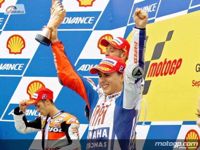 Startovní listiny Grand Prix