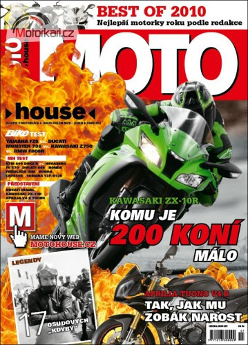 Motohouse 1-2/2011