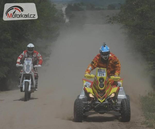 Dakar 2011: Skvìlý úvod èeské výpravy
