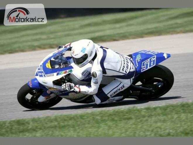 Ranseder: Na Moto2 nem�m dost pen�z