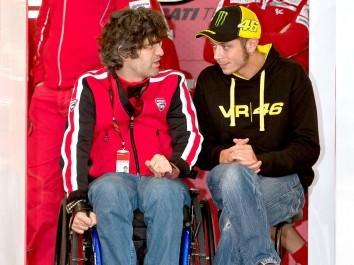 Wrooom 2011: Ducati pøedstaví Rossiho