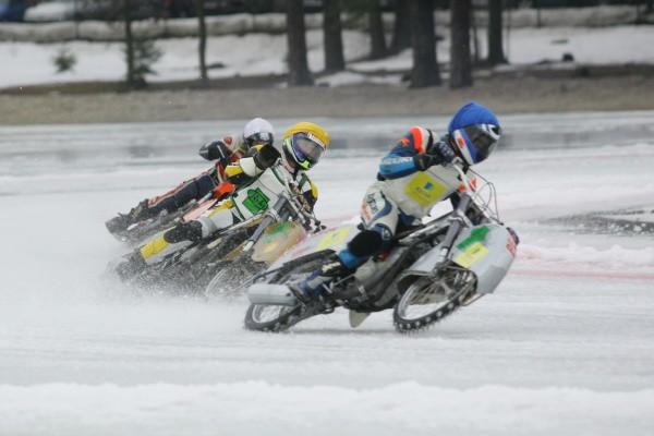 Mistrovství republiky v ledové ploché dráze