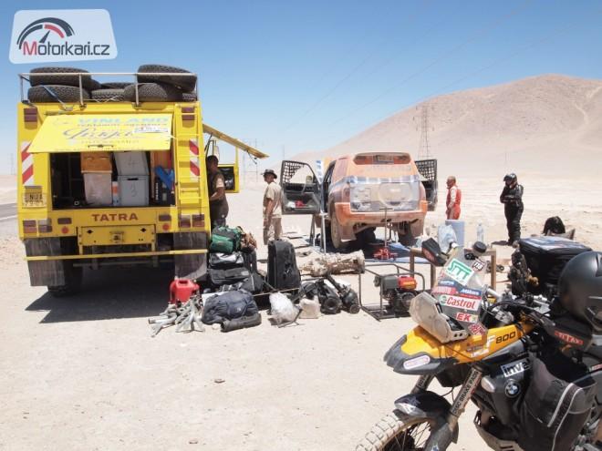 Pohled do Zákulisí Dakaru: Dakar Latinoamericano