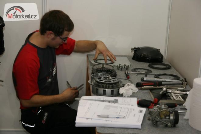 Europacup 2011. Mladí mechanici z Brna v konkurenci obstáli!