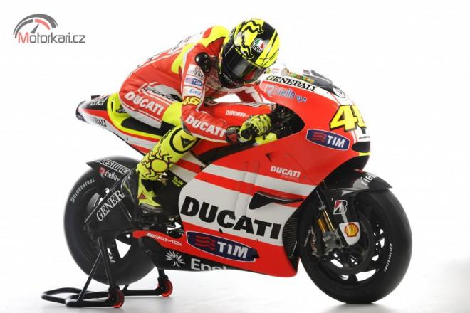 Toto je nová Ducati Desmosedici