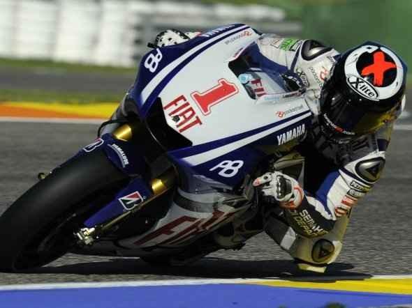 Startovní listina MotoGP na rok 2011