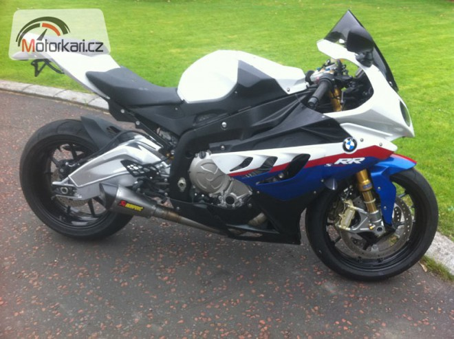 BMW S1000RR Turbo a 386 kon�!