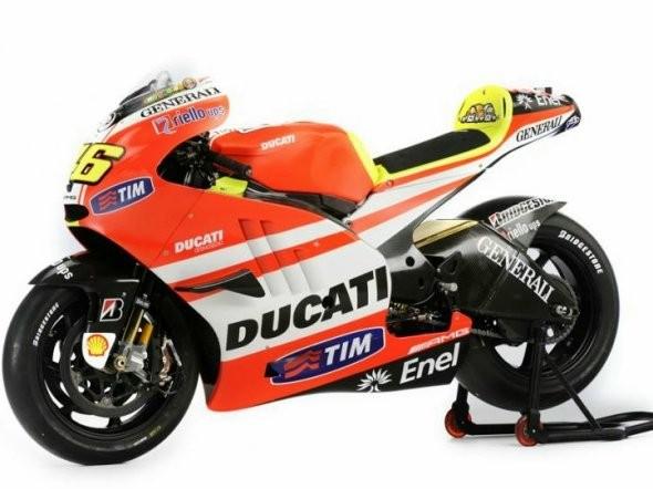 Ducati Corse: Marlboro až do roku 2014