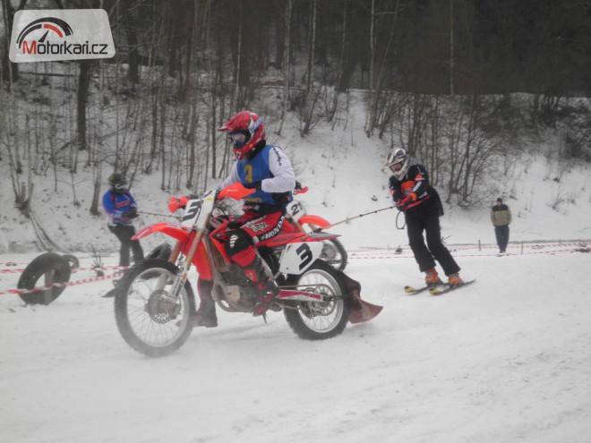 1. závod MÈR v Motoskijöringu 2011