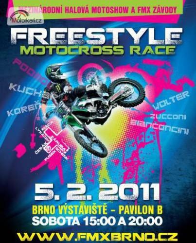 Freestyle Motocross Race 2011